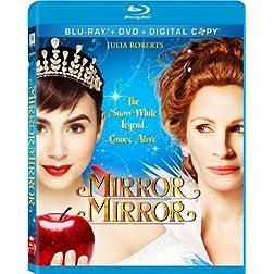 Mirror Mirror [Blu-ray/ DVD + Digital Copy]
