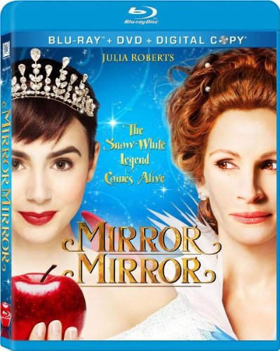 Cover art for  Mirror Mirror (Blu-ray + DVD + Digital Copy)