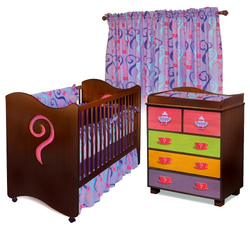 Room Magic Nursery Set, Girl Teaset