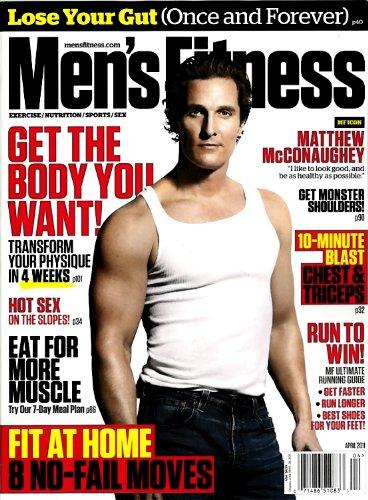 Men\'s Fitness [US] April 2011 (単号)