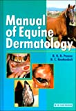 img - for Manual of Equine Dermatology book / textbook / text book