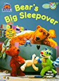 img - for Bear in the Big Blue House: Bear's Big Sleepover (Sticker Time) book / textbook / text book