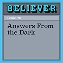 Answers from the Dark Audiobook by Adrian Van Young Narrated by Rex Anderson