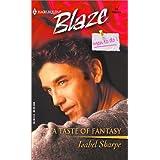 A Taste of Fantasy: Men to Do (Harlequin Blaze, No 76) ~ Isabel Sharpe
