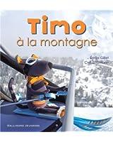 Timo à la montagne