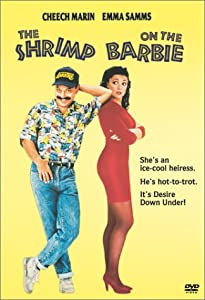 Cover of &quot;The Shrimp on the Barbie&quot;