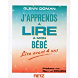 J&#39;apprends  Lire  Mon Bbpar Doman - Glenn Doman