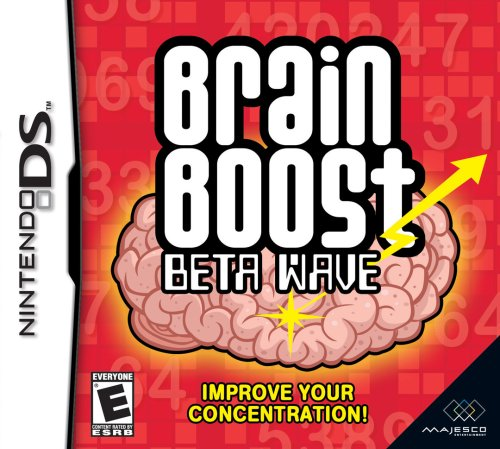 Brain Boost: Beta Wave - Nintendo DS - 1