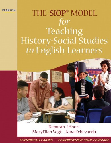 The SIOP Model for Teaching History-Social Studies to...