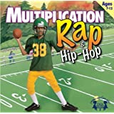 Math Series: Multiplication Rap & Hip-hop Music CD