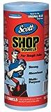 スコット SHOP TOWELS/ショップタオル ブルーロール