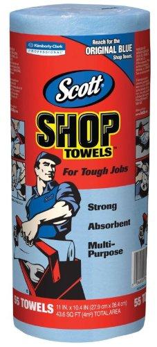 Scott Shop Towels (Blue Shop Towels compare prices)