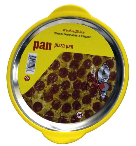 Head Chefs Pizza Pan (Yellow)