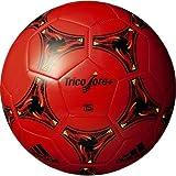 adidas(アディダス) サッカーボール トリコロール クラブプロ AF3818RBK レッドXイエローXブラック 3号