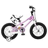RoyalBaby BMX Freestyle Kids Bike, Boy's Bikes and Girl's Bikes with...