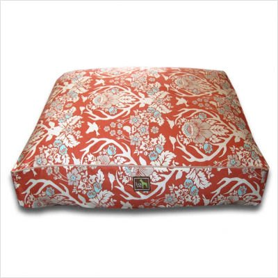 Rectangle Deer Valley Dog Bed