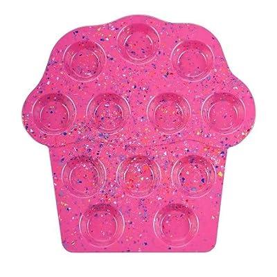 Confetti Cupcake Tray (Set of 2)