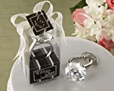 """""""With This Ring"""" Engagement Ring Key chain – Baby Shower Gifts & Wedding Favors"""