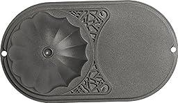 Hunter 22685 12-Inch Downrod, Iron