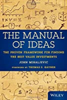 The Manual of Ideas ebook download