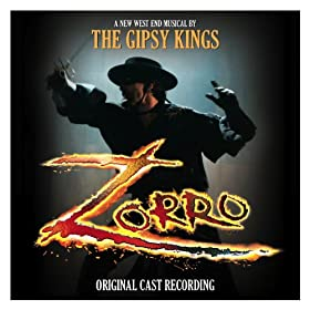 Zorro - Original London Cast Recording