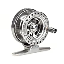 Skysper-Fishing Reels High Quality Aluminum Chinu Silver Outdoor Sports Fishing Fly Reels