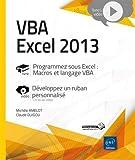 VBA Excel 2013 - Programmer sous Excel : Macros et langage VBA - Approfondissement vidéo sur le développement d'un ruban personnalisé