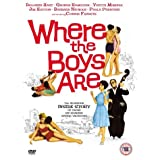 Where The Boys Are [DVD] [1961]by Dolores Hart