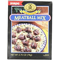 12 Pack Tempo Swedish Meat Ball Mix
