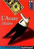 echange, troc Molière - L'Avare
