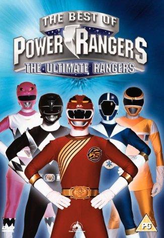 Power Rangers - The Ultimate Rangers [DVD]