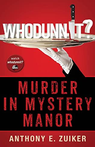 book cover of Murder in Mystery Manor