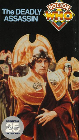 Doctor Who - The Deadly Assassin [VHS]