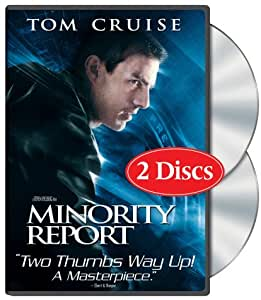 Minority Report [2 Discs] (Widescreen) [Import]