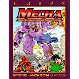 Gurps Mecha: Mighty Battlesuits and Anime Fighting Machines (GURPS: Generic Universal Role Playing System)David Pulver�ɂ��