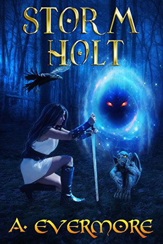 Storm Holt (The Prophecies of Zanufey Book 3)