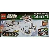 LEGO Star Wars - Super Pack 3 en 1 - 66449