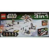 Lego 66449 Star Wars 3-in-1 Value Pack