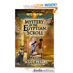 MYSTERY OF THE EGYPTIAN SCROLL (Zet Mystery Case)