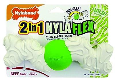 Nylabone Nylaflex Dog Chew Toy
