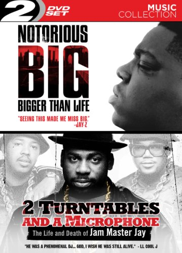 Notorious B.I.G / 2 Turntables And A Microphone (Two-Pack)