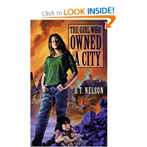 The Girl Who Owned A City (Turtleback School & Library Binding Edition) (Laurel-Leaf Science Fiction)