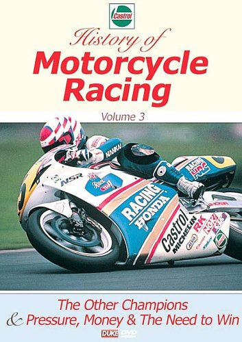 Castrol History Of Motorcycle Racing Vol. 3 [DVD]