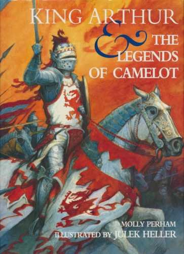 Cover of King Arthur and Legends of Camelot
