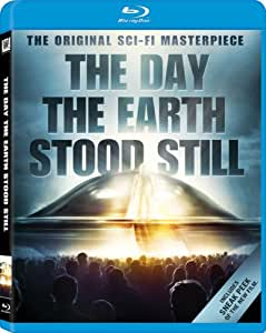 NEW Day The Earth Stood Still - Day The Earth Stood Still (Blu-ray)