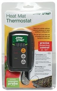 Hydrofarm MTPRTC Digital Thermostat for Heat Mats