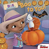 Disney Book Group Doc McStuffins Boo to You!