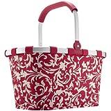 Baroque Ruby Reisenthel Carry Bag Market Basket
