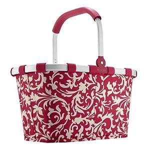 sale baroque ruby reisenthel carry bag market basket. Black Bedroom Furniture Sets. Home Design Ideas