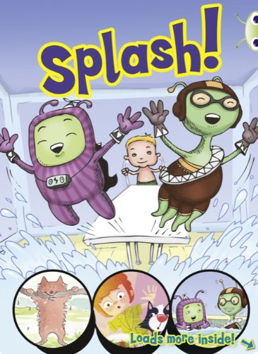 Yellow Comic: Splash (Bug Club)